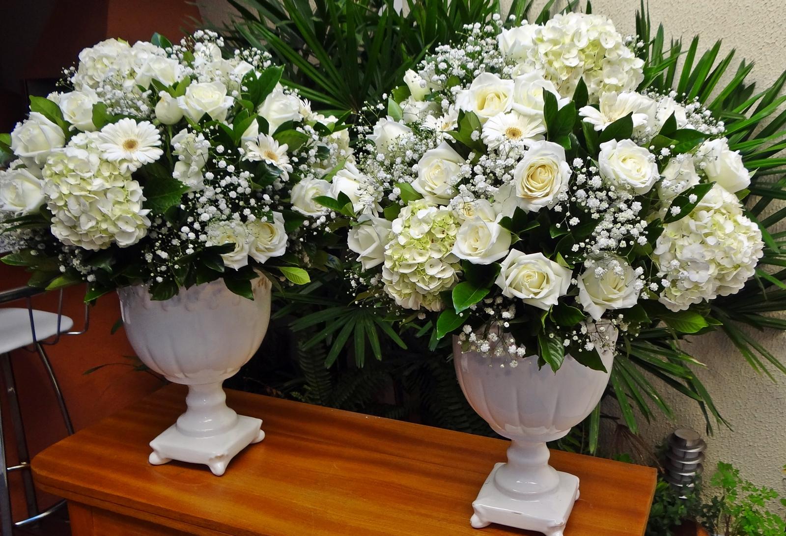 Fotos de vasos de flores naturais 53