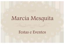 Logo Marcia Mesquita | Festa e Eventos